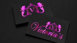 Logo-Design-women-shop-vectorias